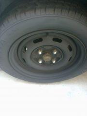 Datsun Black Wheel 0181
