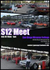 S12 Meet San Diego, CA